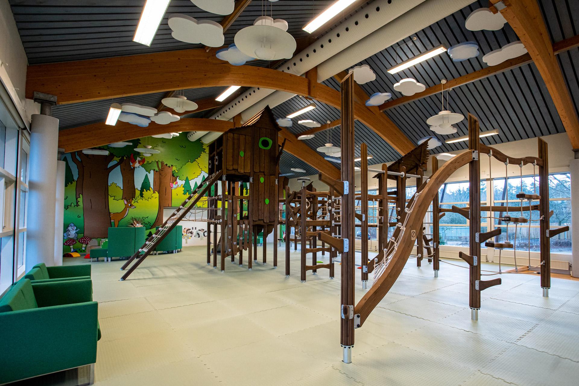 Søhøjlandet: Landal GreenParks åbner stort indendørs legeland