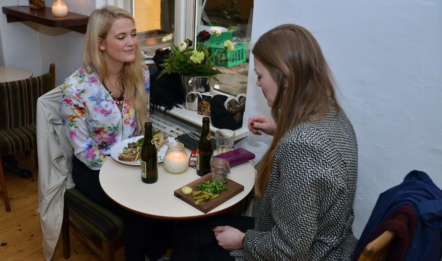 Frokost på Vesterlauget i Aarhus