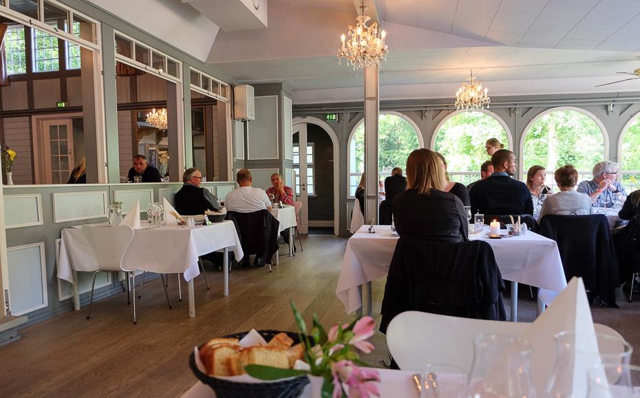 Gæster - Restaurant Terrassen i Friheden