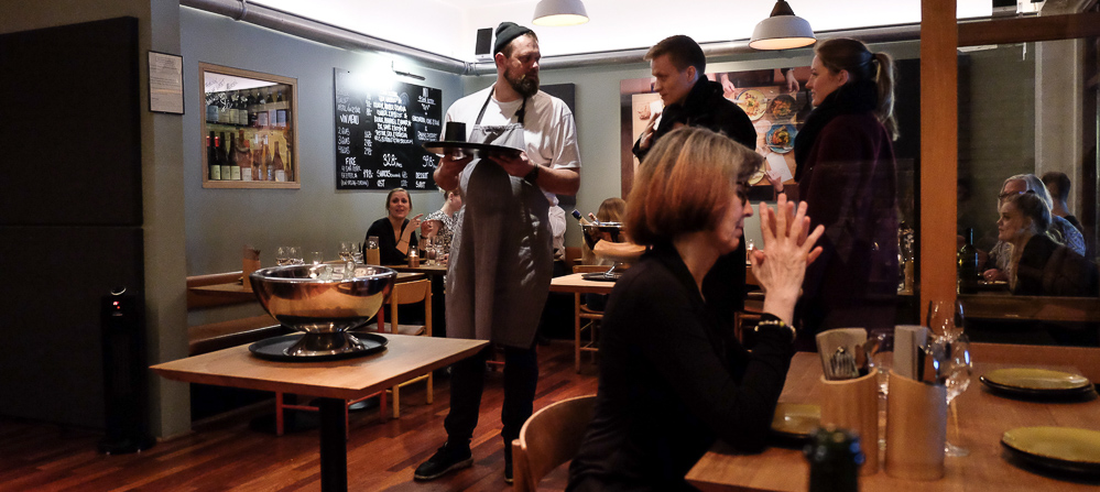 Ingen ko på bordet - Frederiksgade 42 imponerer med forrygende god delemad