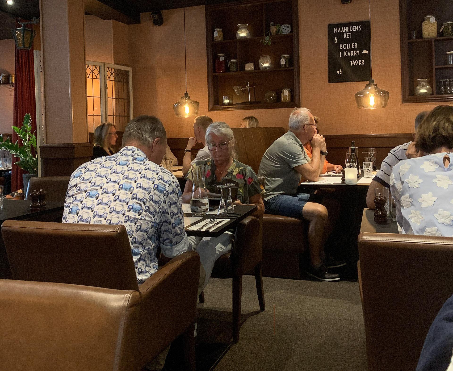 Hvad er Klokken? En restaurant med alle de danske klassiske retter