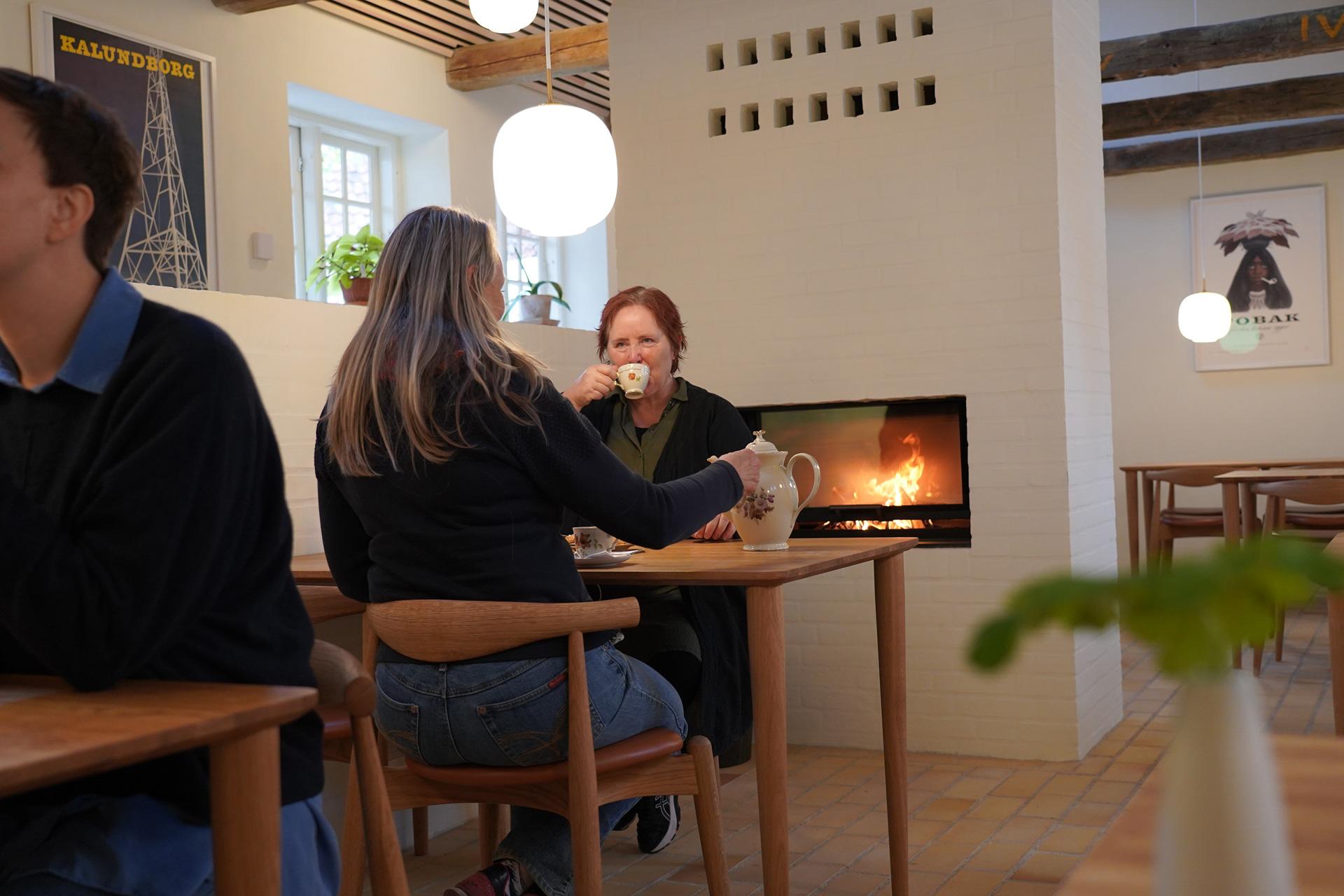 Mad med historie: Den Gamle By åbner ny restaurant