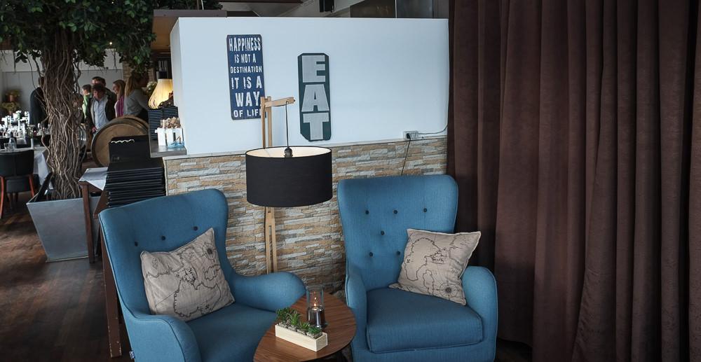 God stil på Restaurant Martino i Aarhus