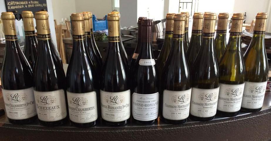 God vin på Slinger Bistro