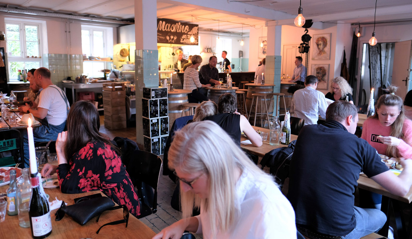 Den spanske vinstue: Måske det mest hemmelige sted i Aarhus?