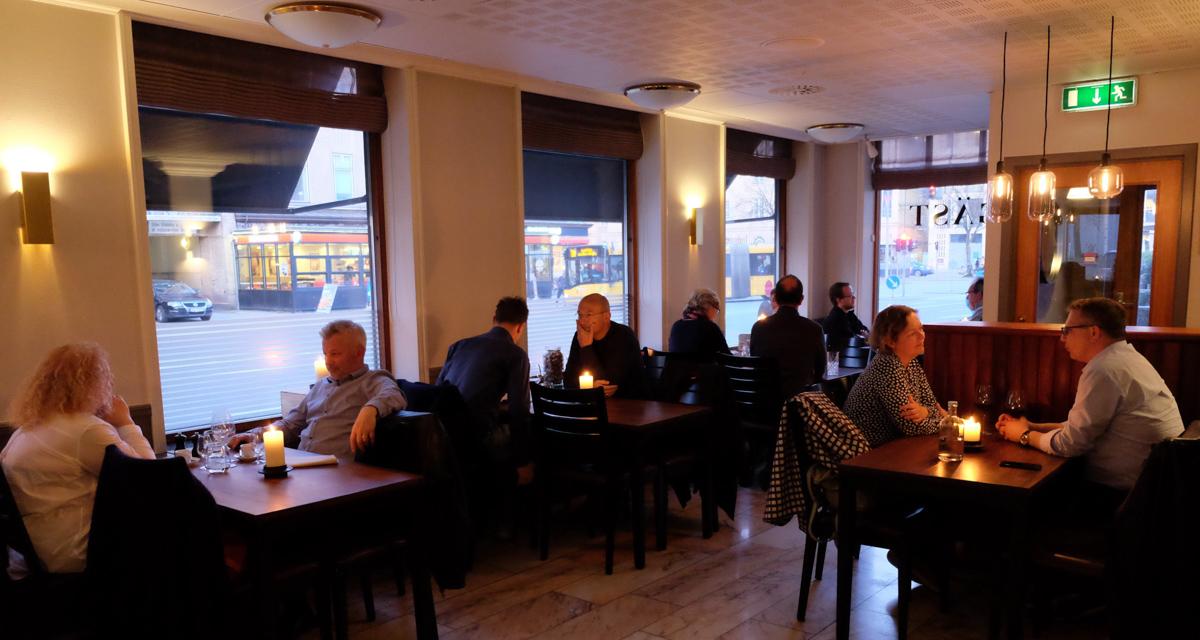 Godt med gæster på Gäst i Aarhus_