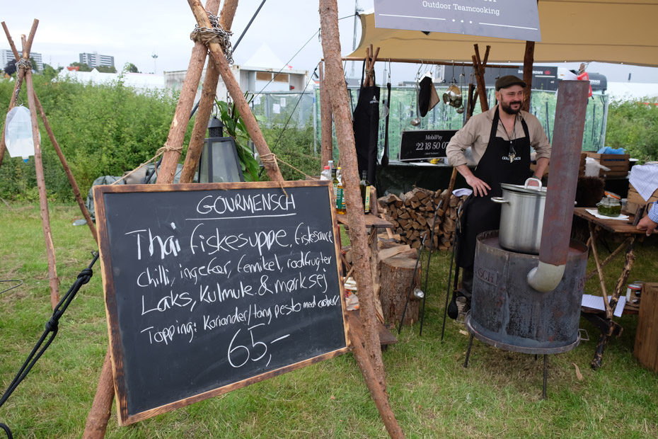 Tangkrogen: Food Festival 2020 aflysespå grund af Corona-situationen