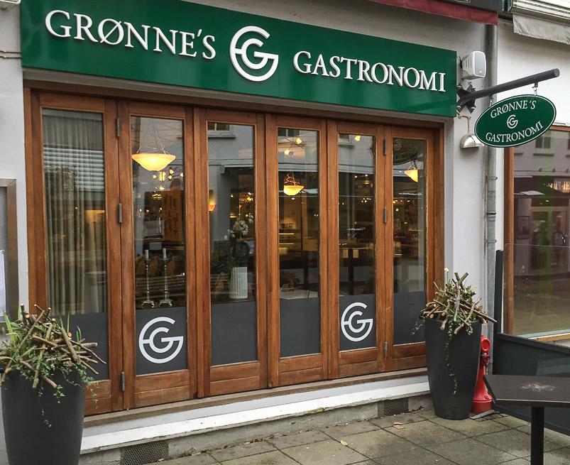 Grønne's Gastronomi i Silkeborg