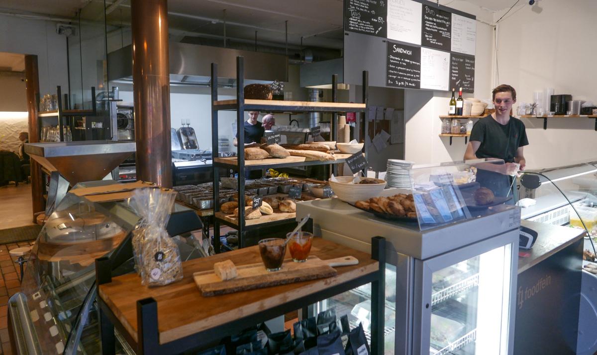 Håndværksbrød hos Food Fein - Aarhus Update