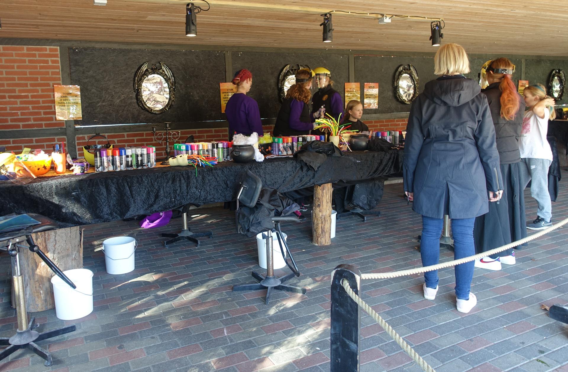 Reportage: Magisk Halloween i Djurs Sommerland