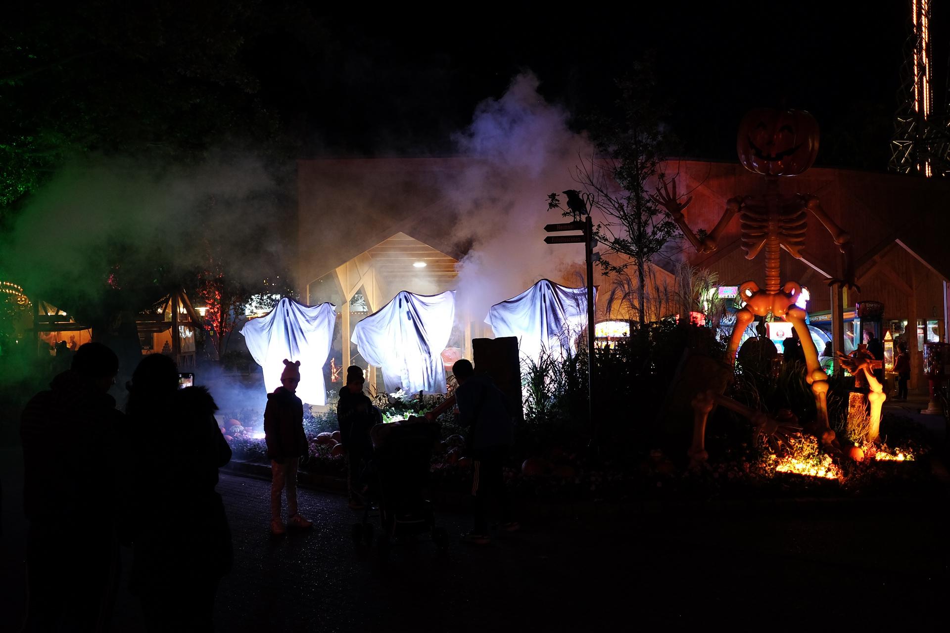 Madguide til Halloween: Tivoli Friheden bugner af lækkerier
