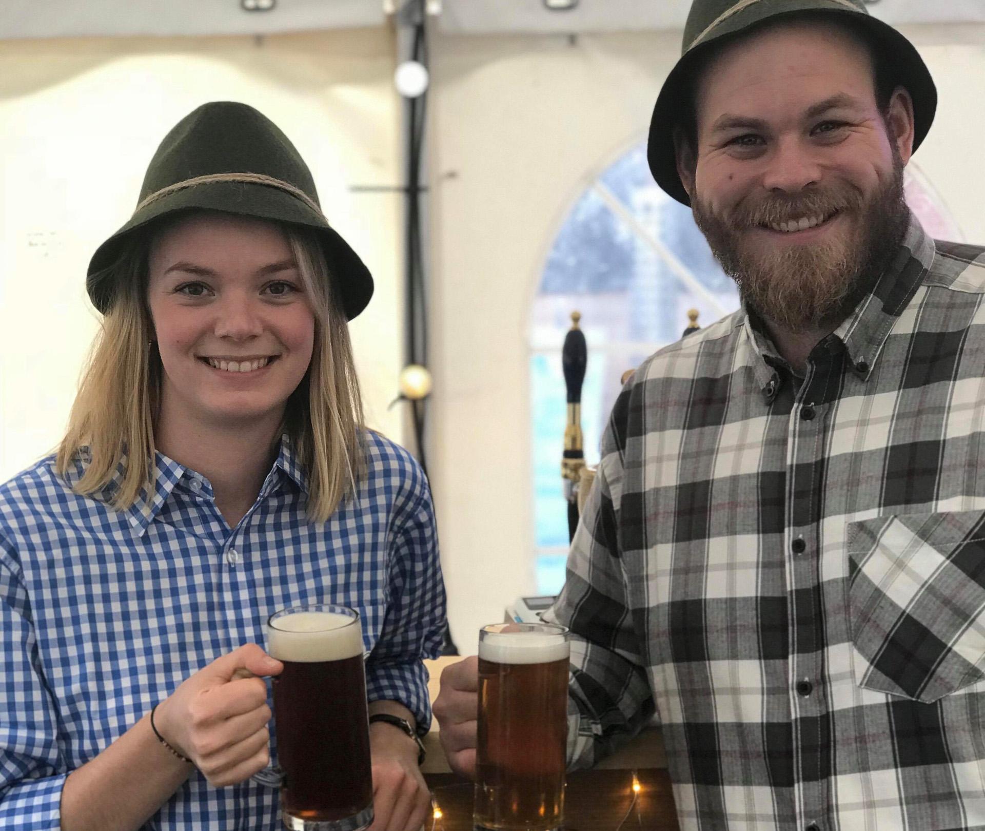 Oktoberfesten over dem alle: Hantwerk går all in - gratis øl og vildmarksbad