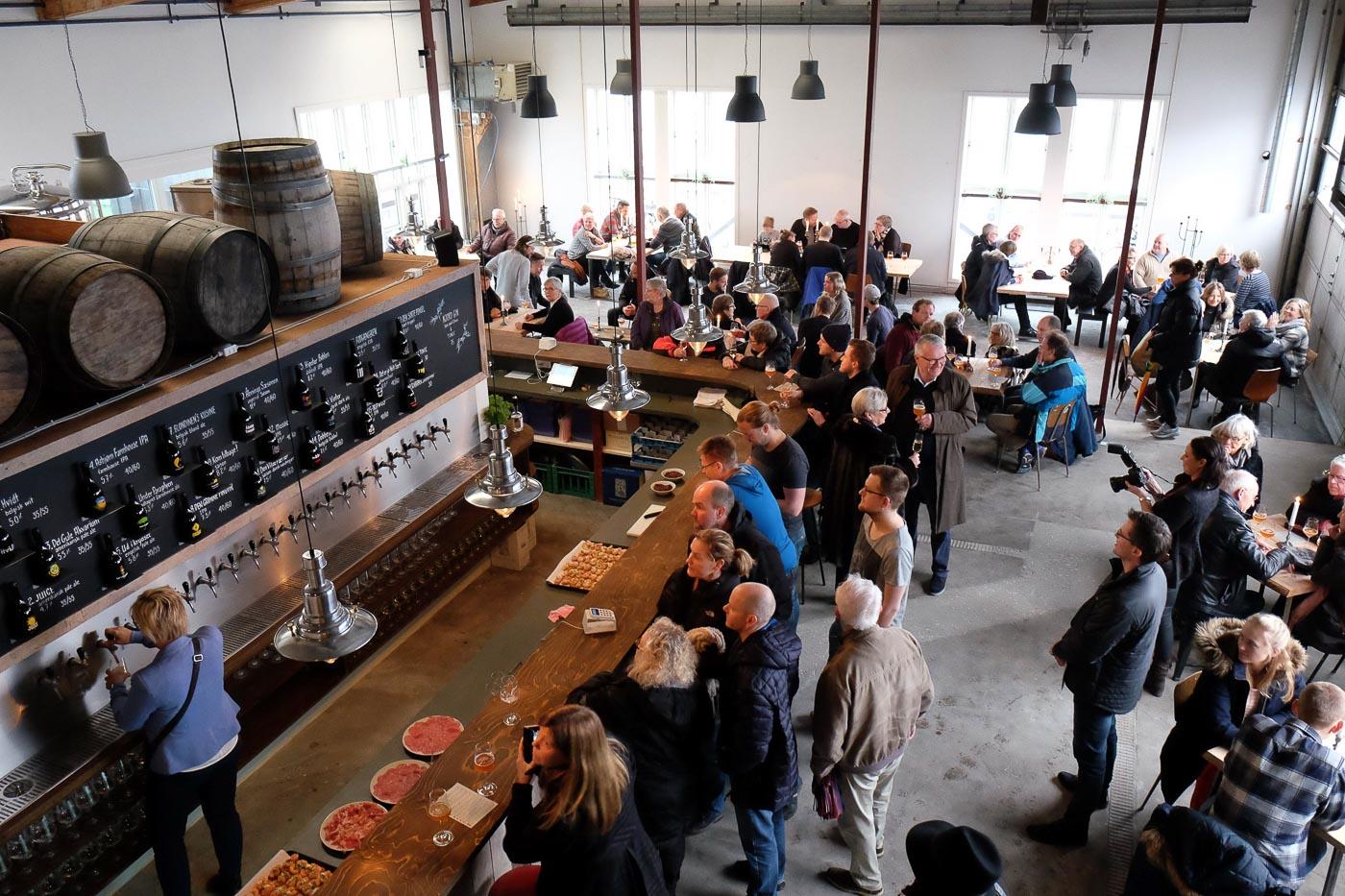 Humleland fylder 5 år: Øl-eventyret skal fejres med barley wine