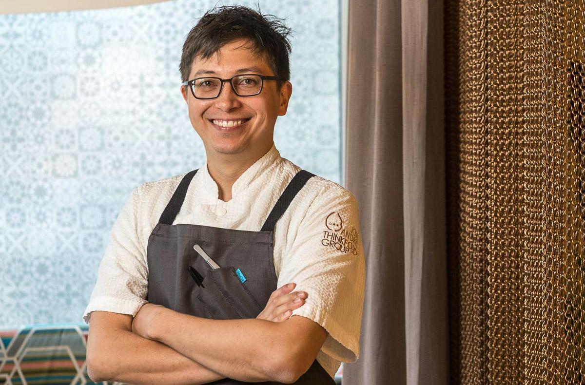 Head Chef Joshua Hermias