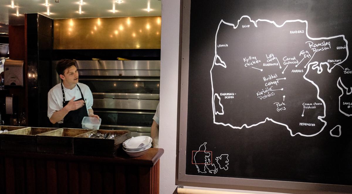 GÄST sparker til støvlelandets madtraditioner - smagfuldt og velovervejet