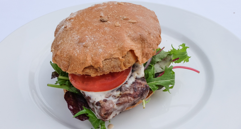 Herfordburger fra Restaurant Fedet