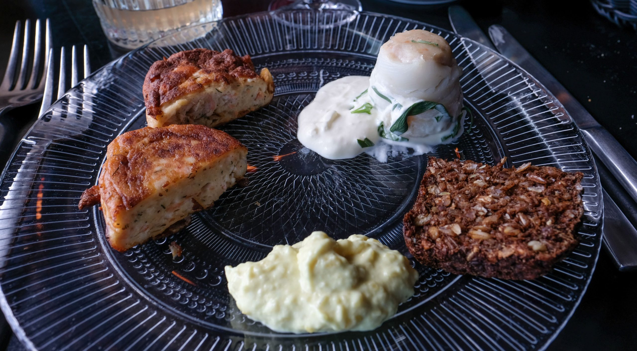 Den perfekte start på dagen: Kald det, hvad du vil; mokost, brunch eller weekend-frokost på havnen