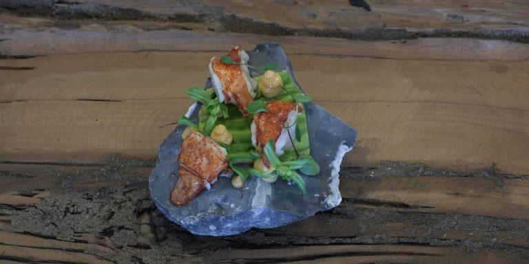 Hummer og avocado - Martin Schultz i kokkens livretter