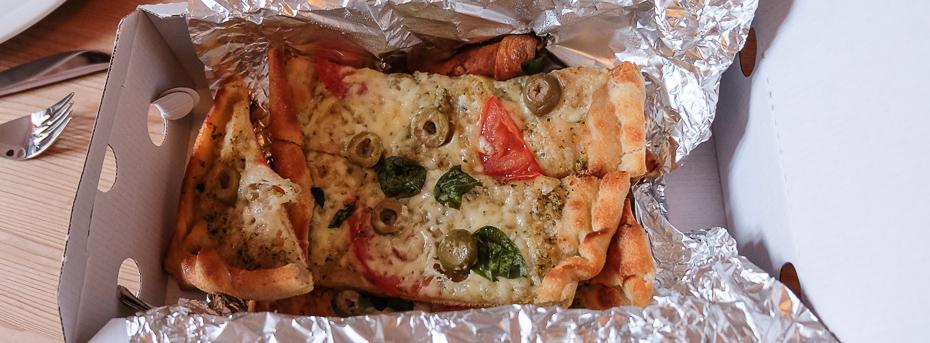 Hvidløgsbrød - Bellissimo Pizza & Grill