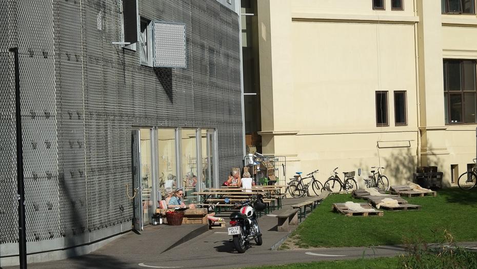Hygge ved Råbar i Aarhus