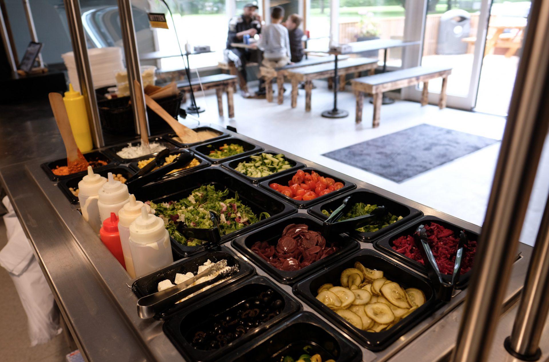 Det handler om smag: Ny og ambitiøs pitabar i Aarhus Nord