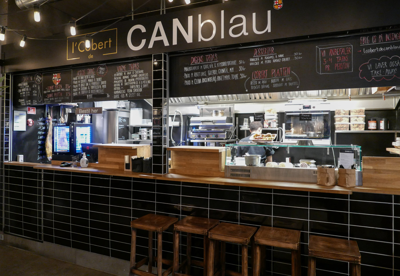 Guide: Fem forskellige boder på Aarhus Central Food market
