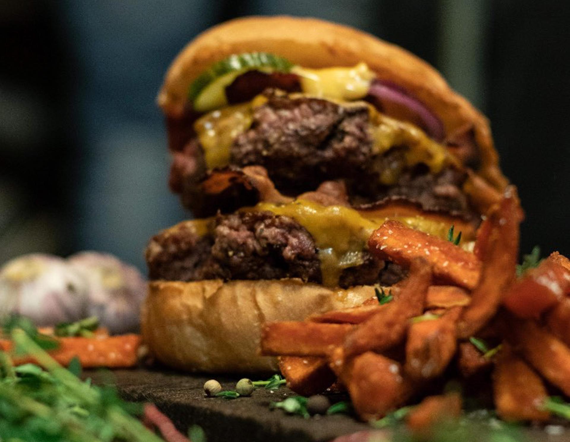 Ny Burger Boom: 800 gratis burgere på torsdag