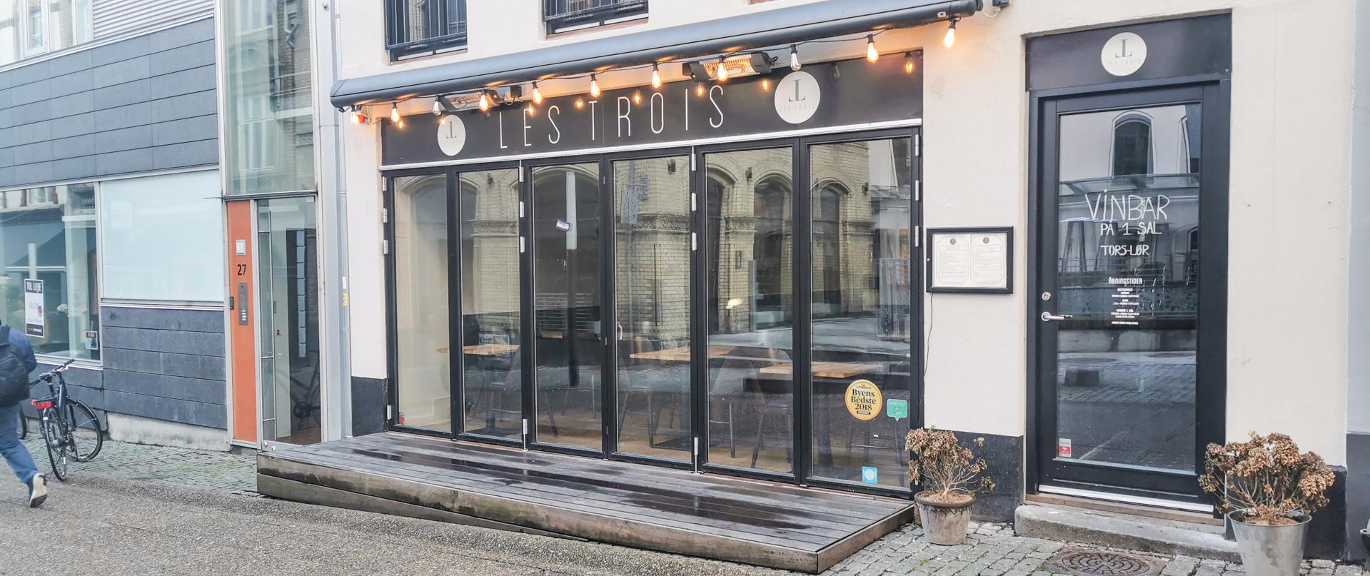 Det var så det: Fransk restaurant og vinbar lukker og slukker i Aarhus C