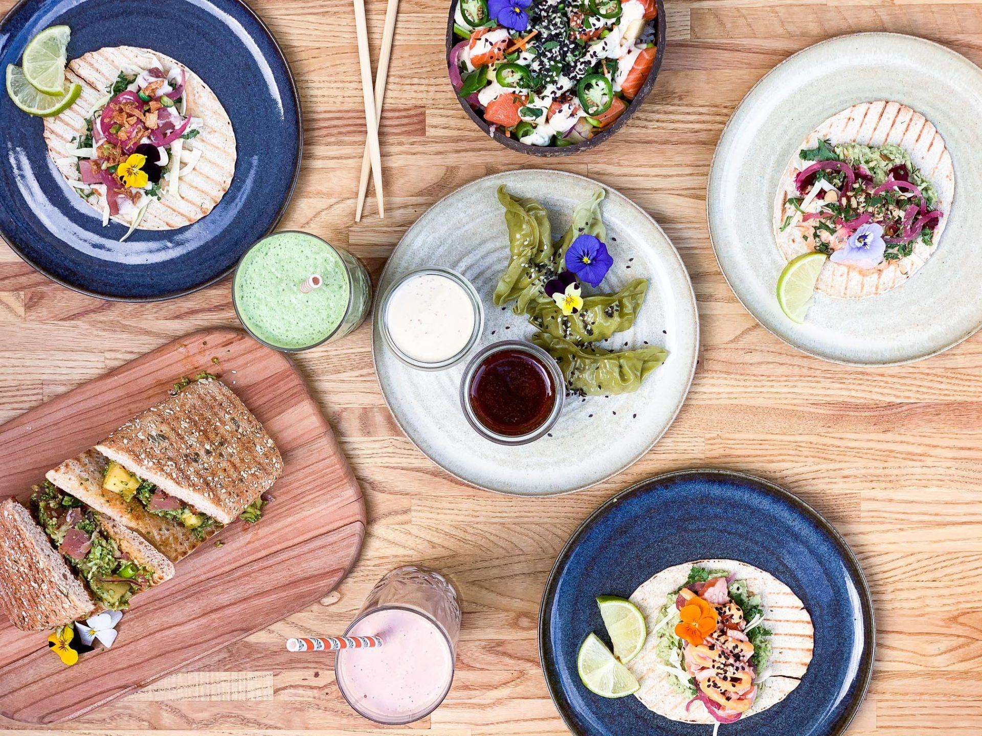 Mahalo Poke: Fejrer 2- års fødselsdag med et friskt koncept og en ny menu