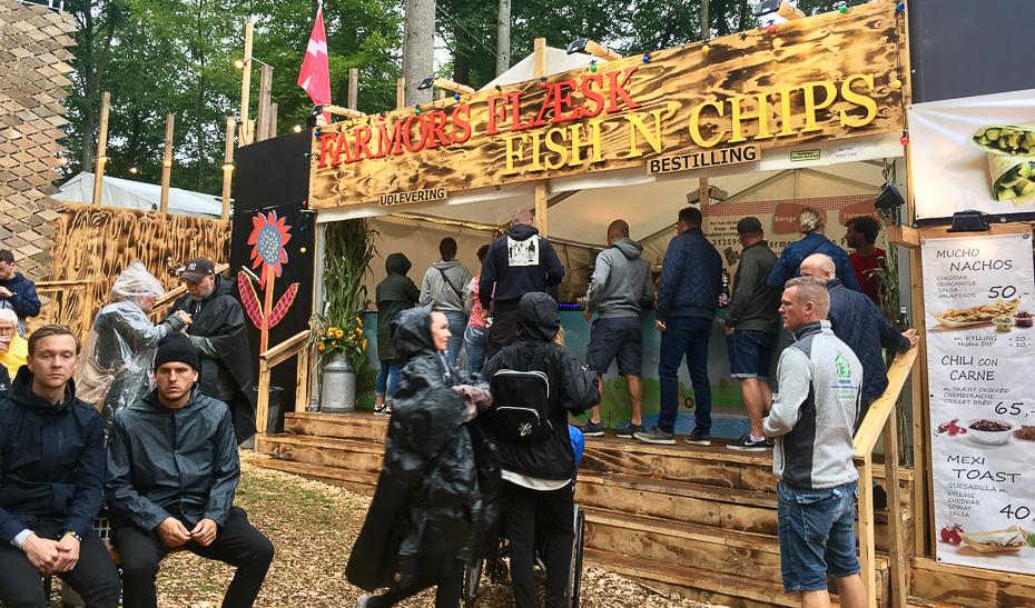 Farmors Flæsk på Smukfest 2017 - Aarhus Update