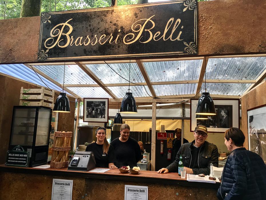 Brasserie Belli smukfest