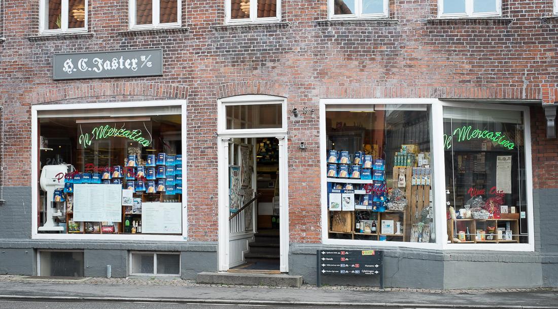 Il Mercantino i Mejlgade i Aarhus