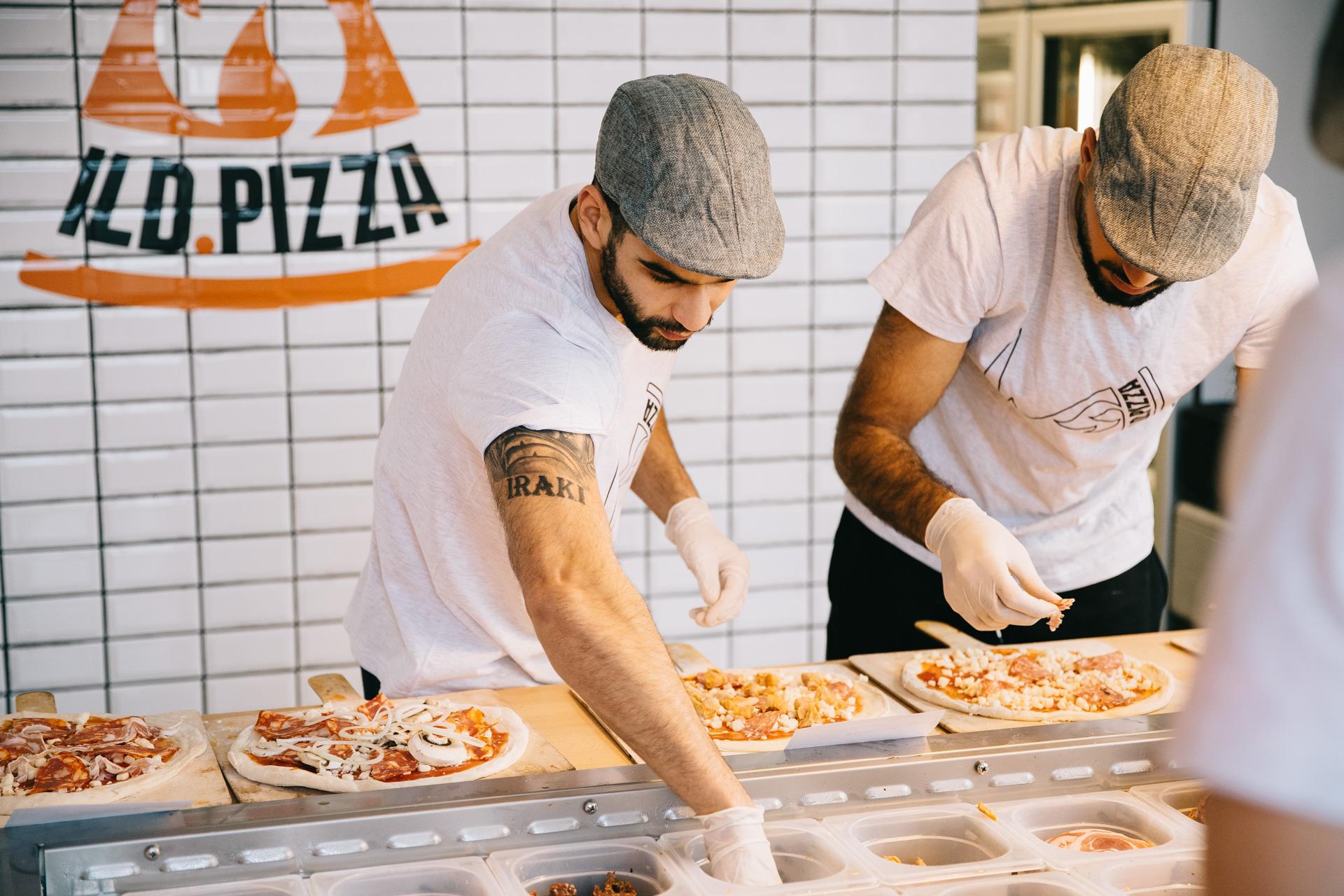 Kæmpe succes: Beboerne fandt lokale til Ild.pizza - åbner nummer 3 den 29. november