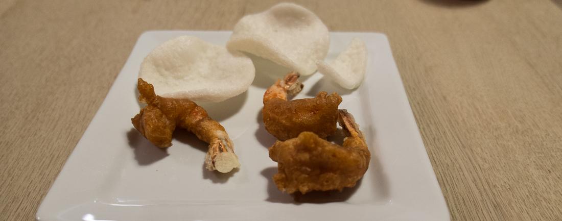 Indbagte tigerrejer med sur-sød sauce fra Orientalsk Køkken_