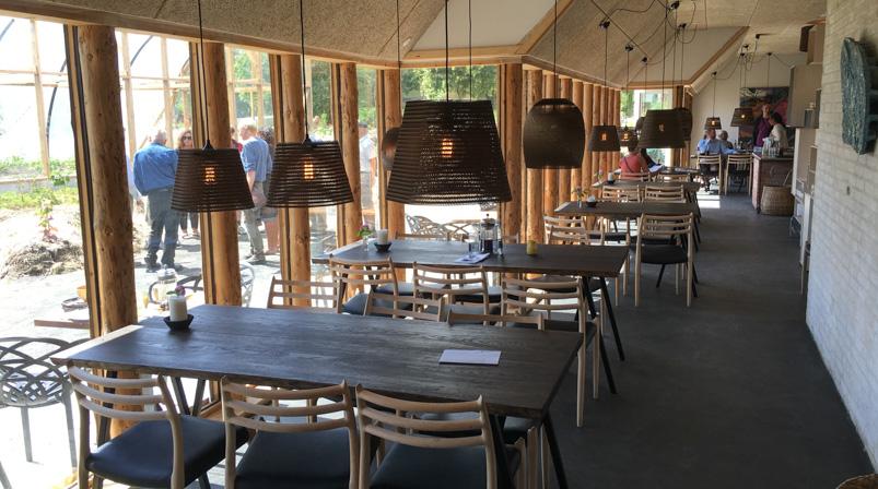 Indretning hos Restaurant Moment_