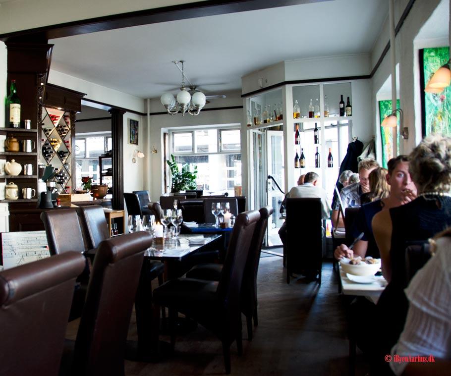 Restaurant MellemRum - Gourmetklasse hvor alle kan være med