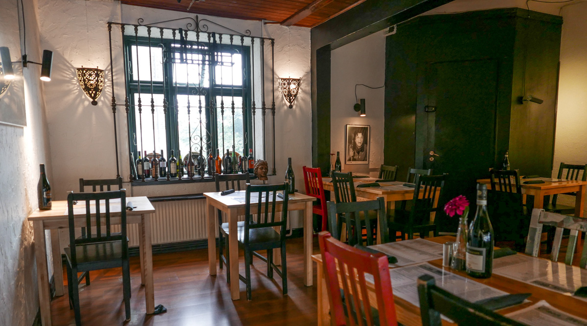 Casa Mia på Trøjborg: Italiensk for begyndere?