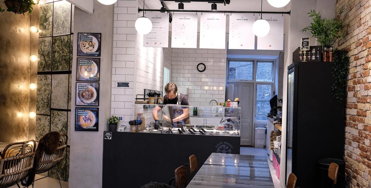 Lukker og slukker: Hypet Café i Latinerkvarteret lukker på grund af manglende omsætning