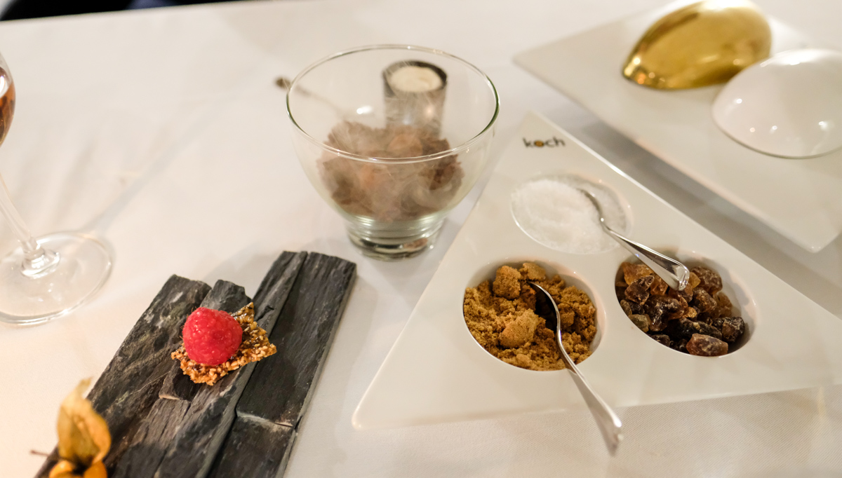 Madanmeldelse: Restaurant Koch - en af de store ture i himmeriget