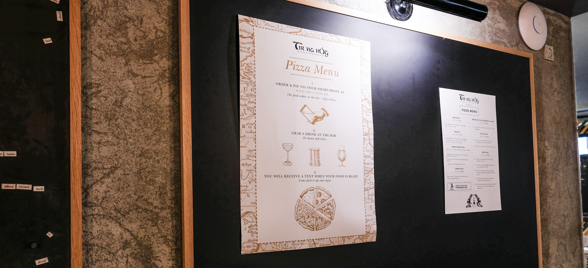 Kendernes gemte: Vores nye stam-pizzajoint ligger i hjørnet på en pub