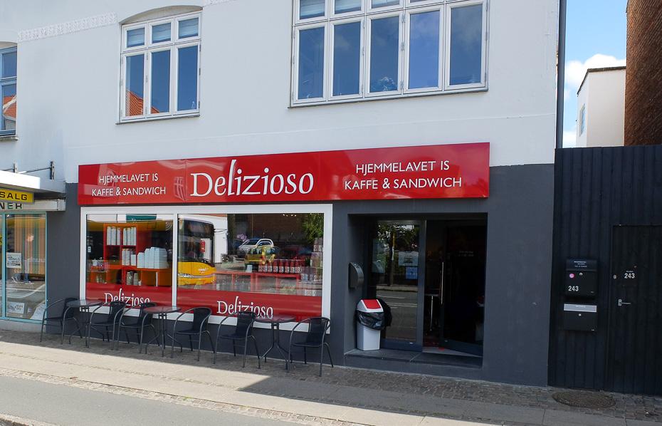Ishus - Delizioso - Hjemmelavet italiensk is