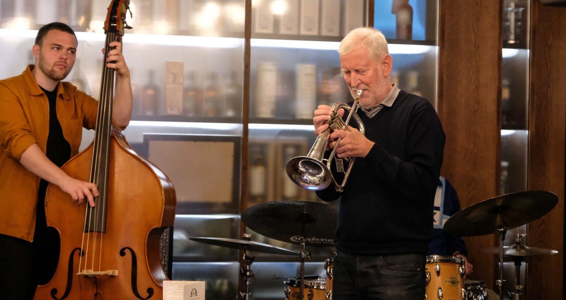 Søndagsjazz på Tir Na Nog: En returbillet til jazzens storhedstid