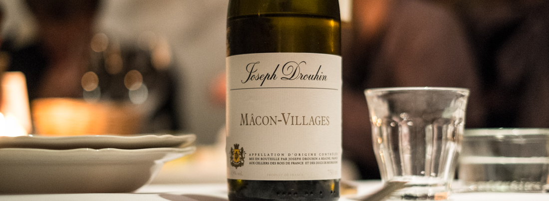 Joseph Drouhin, Macon Villages på Mefisto