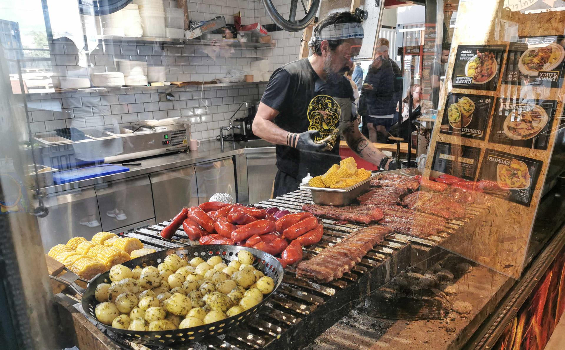 Street food som giver mening: Kald det, hvad du vil, det smager fremragende