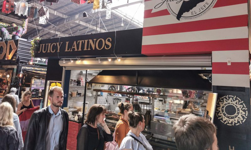 Juicy Latinos hos Aarhus Street Food