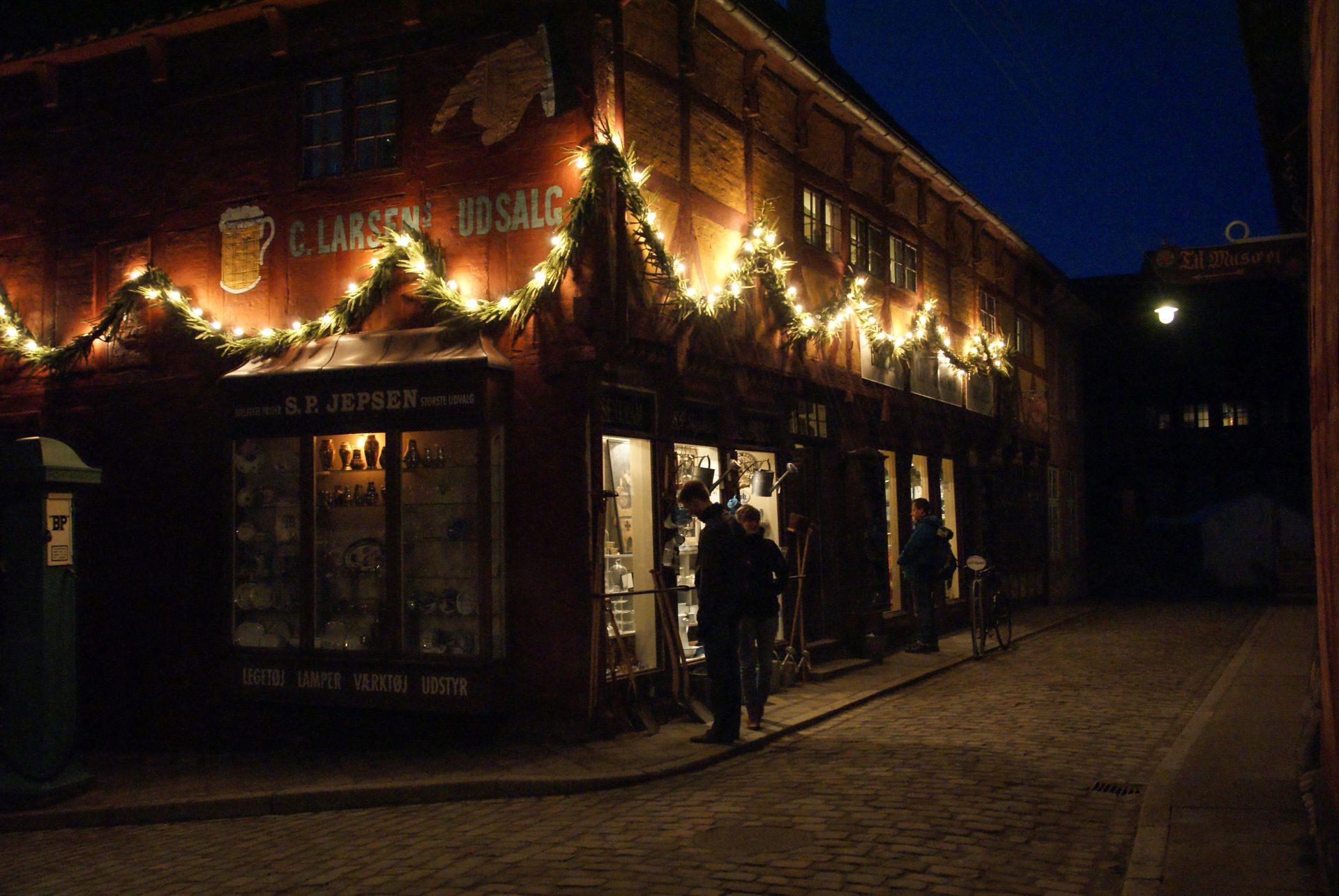 Den Gamle By lukker mellem jul og nytår