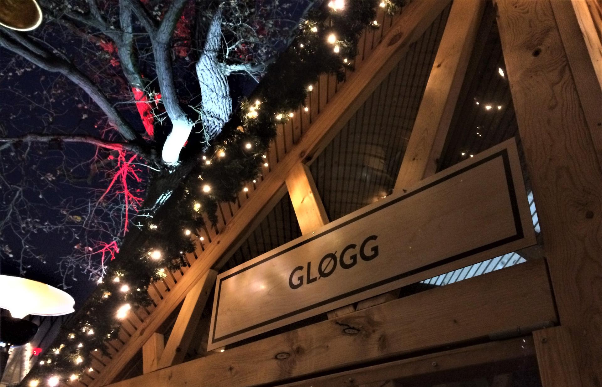 En hvid og våd jul: Tivoli Friheden lyser op