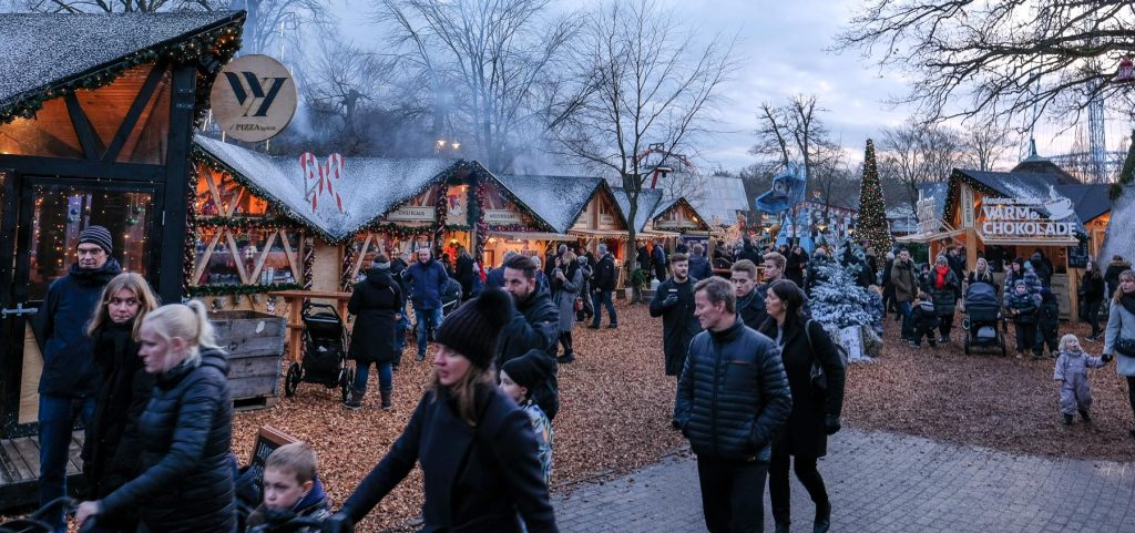 JuliFriheden: Julen bliver til et eventyr i år