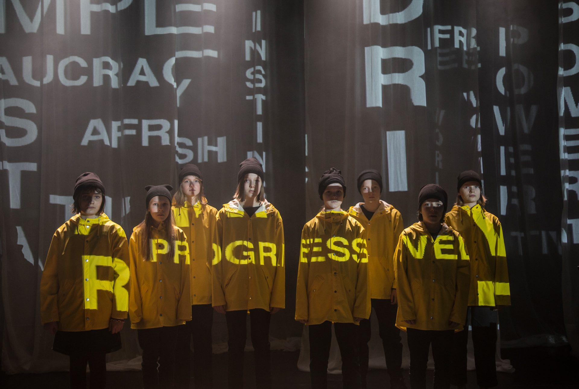 Satirisk, politisk musikteater på Katapult:IKEJSEREN får de unge nok