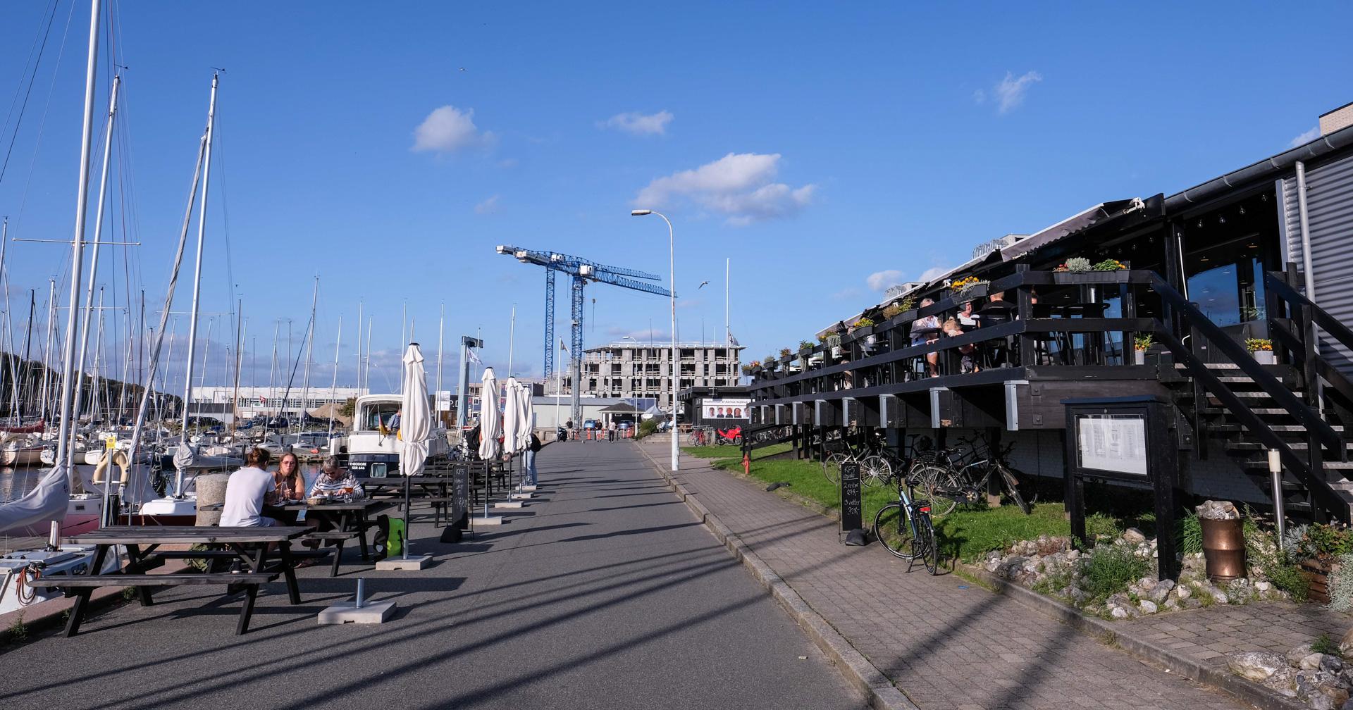 KP5 på kajen: Vores nye franske brasserie på Aarhus Ø laver forrygende god mad